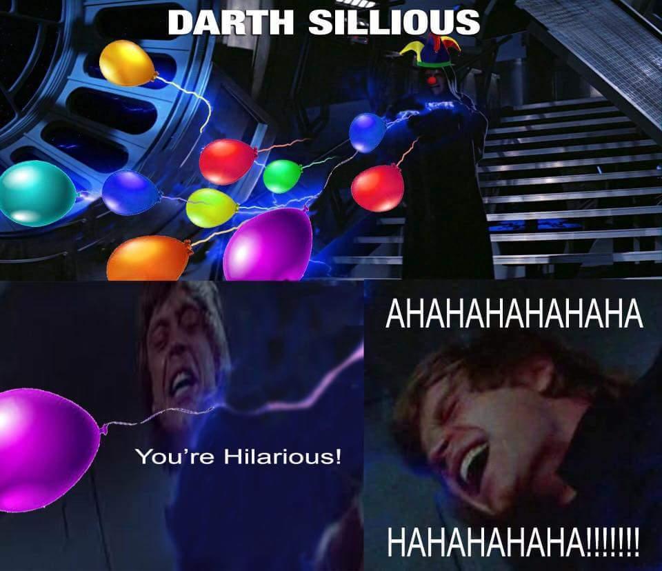 Wot a funny funny man - meme