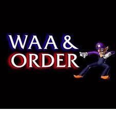 waa & order - meme