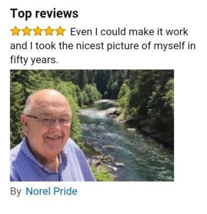 Nice old man review - meme
