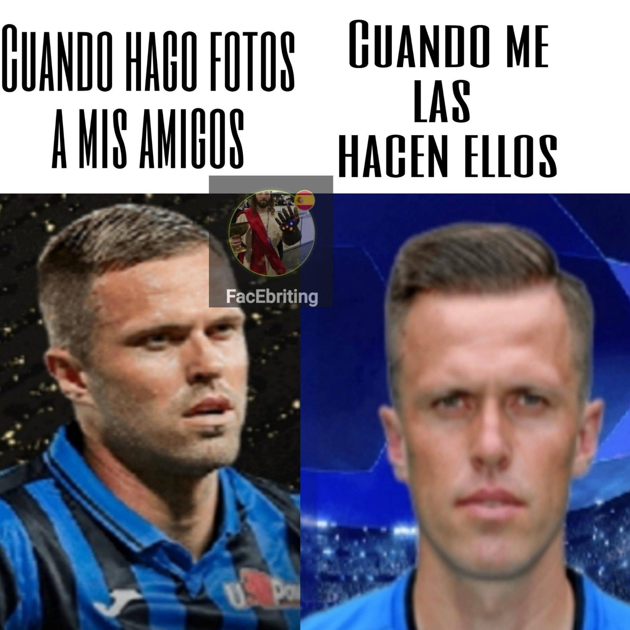 Atalanta 4 1 Valencia - meme
