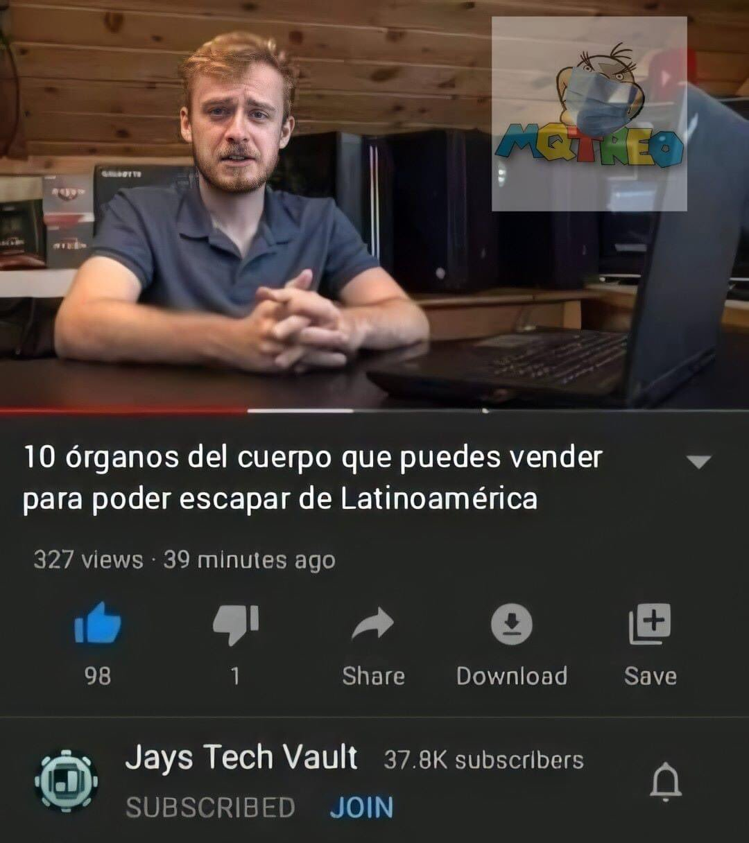 Caray, eso sí me interesa - meme