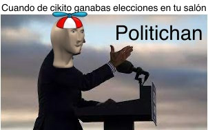 Politichan - meme