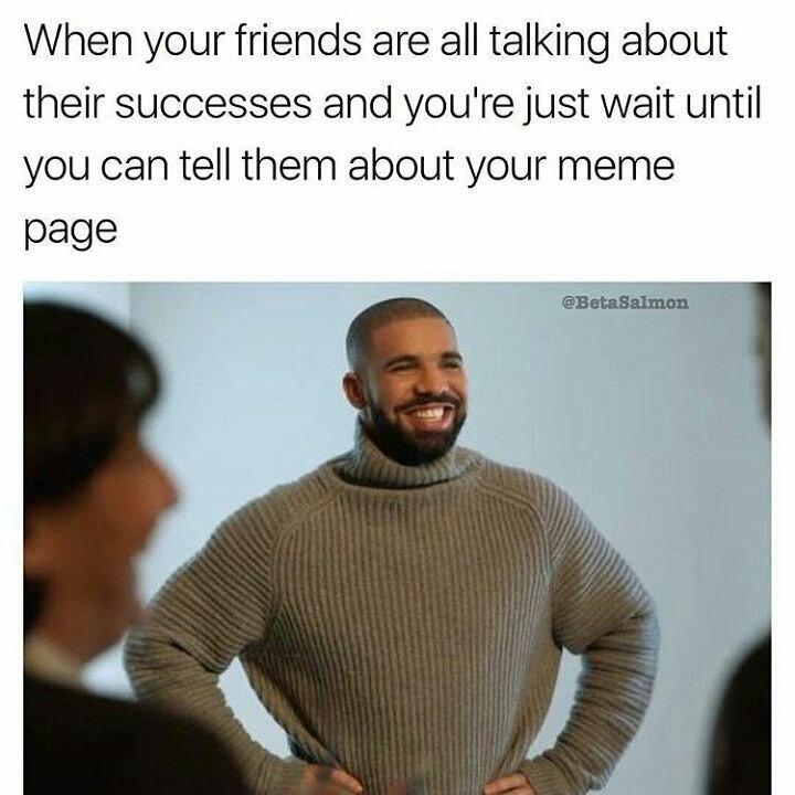 Hits hard - meme