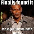 The awesome Chinese nigga