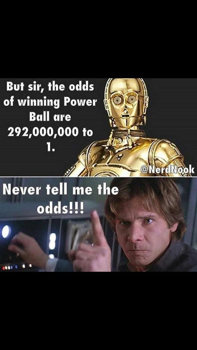 Stupid Powerball - meme