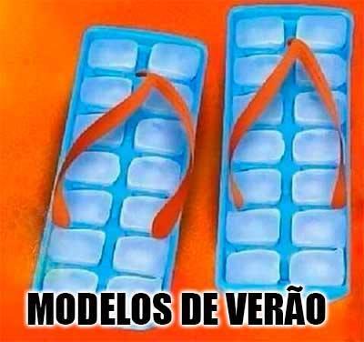 Nova Moda Pro Verão - meme