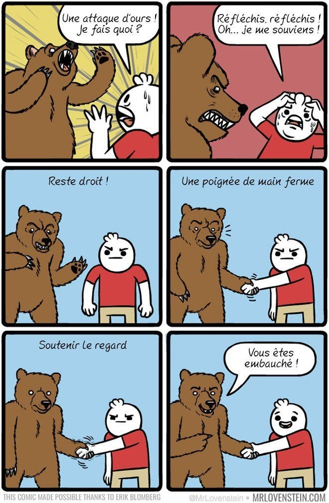 Bear industriels - meme