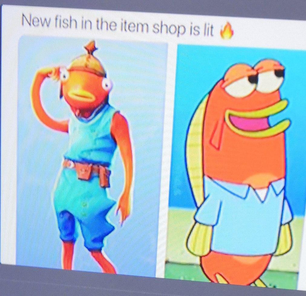 Fishy Boi - meme