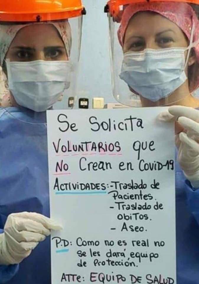 Medicos gringos - meme