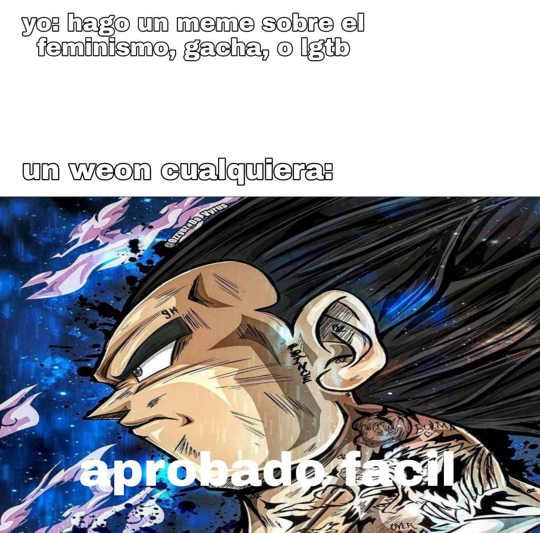 Porque lees el título - meme