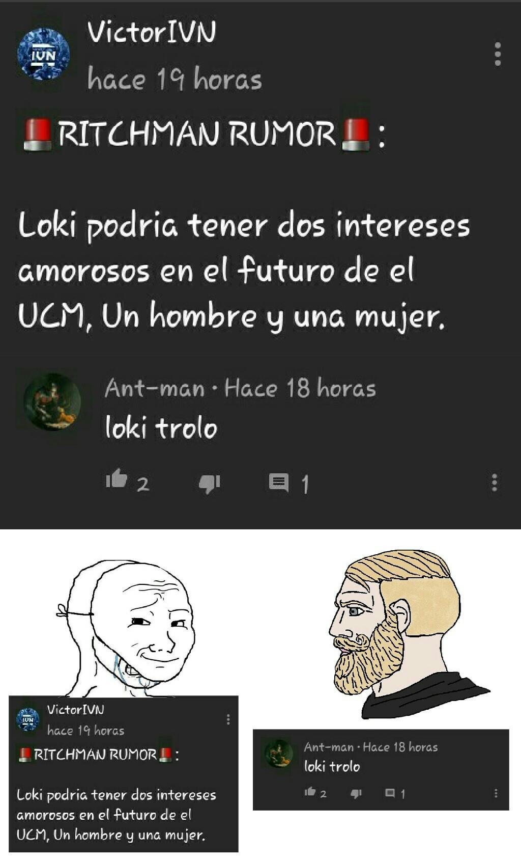 Loki trolo - meme