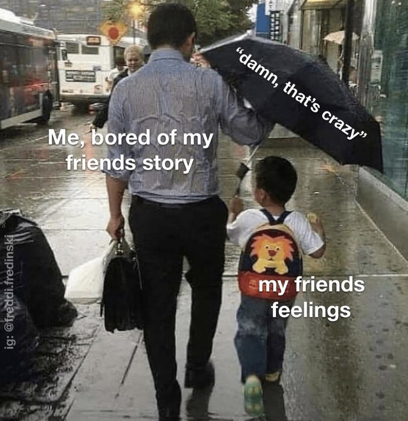 let's follow each other - meme