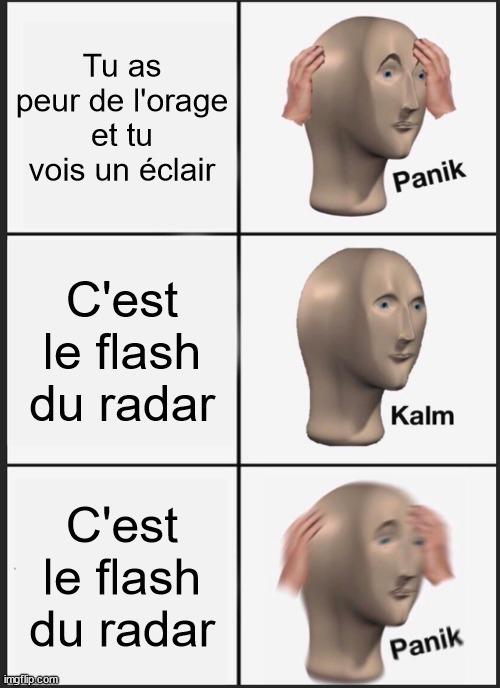 Tonnerre de Brest - meme