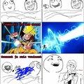 Kamehame.... Ah oui c'est vrai j'ai pas de pouvoirs... ._.