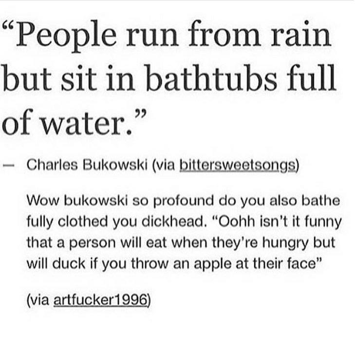 water - meme