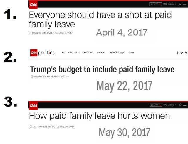 More proof fake news is real - meme