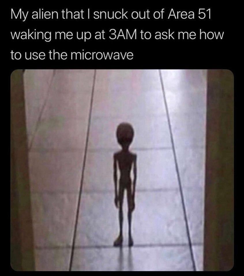 The Best Alien Memes Memedroid