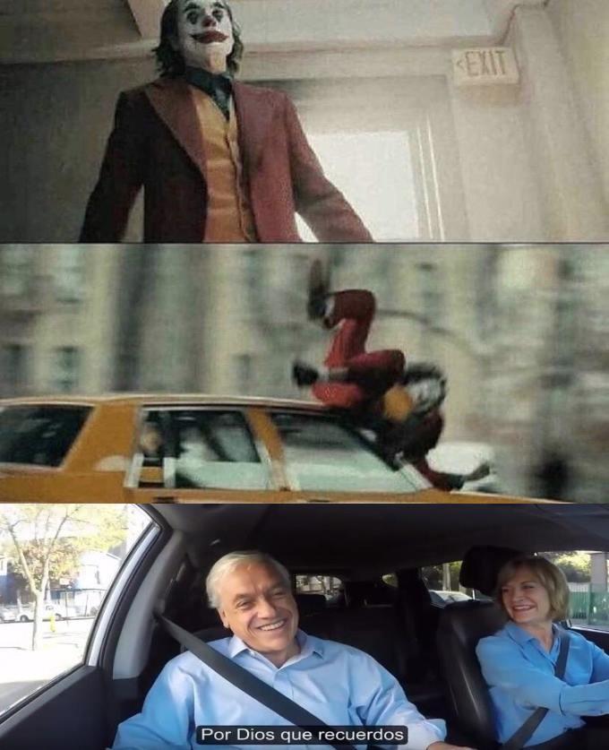 Grande Piñera - meme