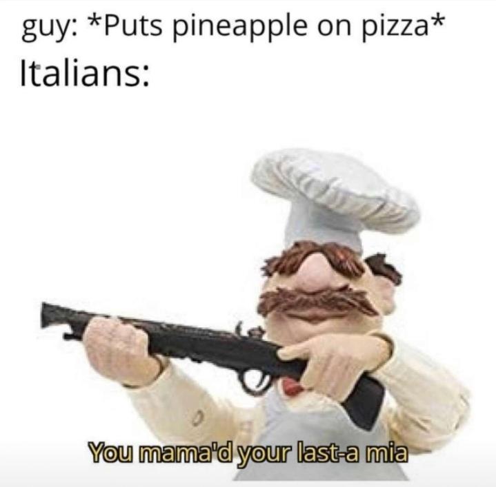 Goodbye - meme