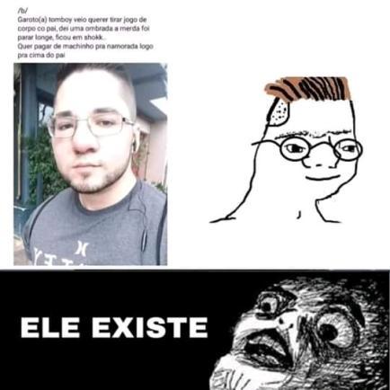 O Zoomer existe!!! - meme