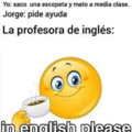 In english please :D