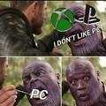 tout le monde fini par aimer le PC