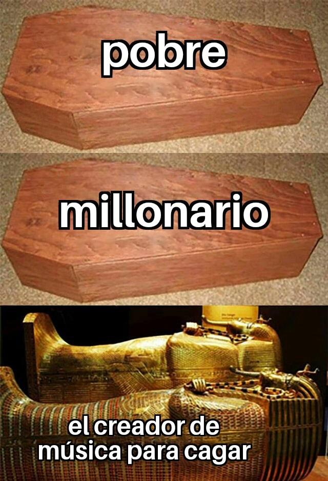 Un verdadero dios - meme