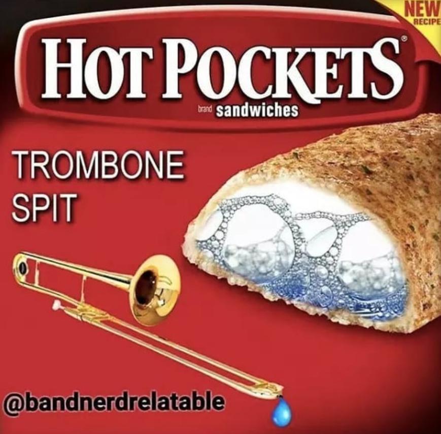 :)           .                :€       . TromBONE - meme