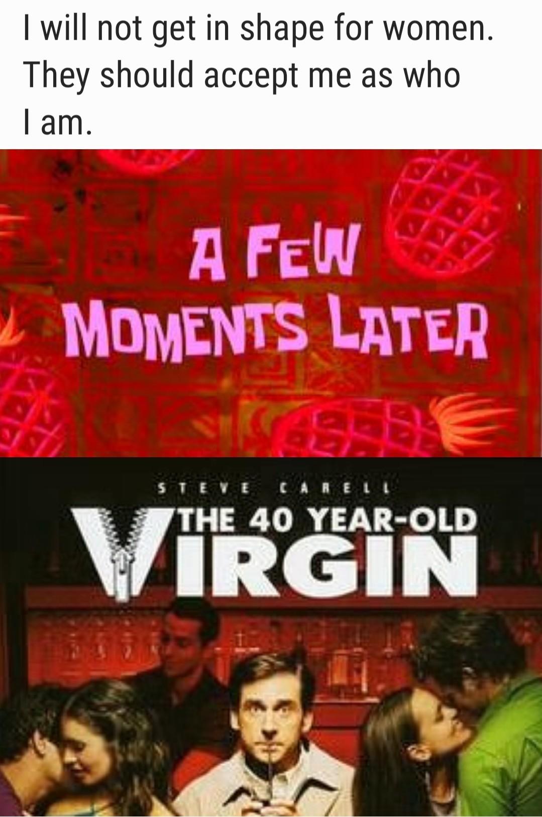 My life in a nutshell - meme