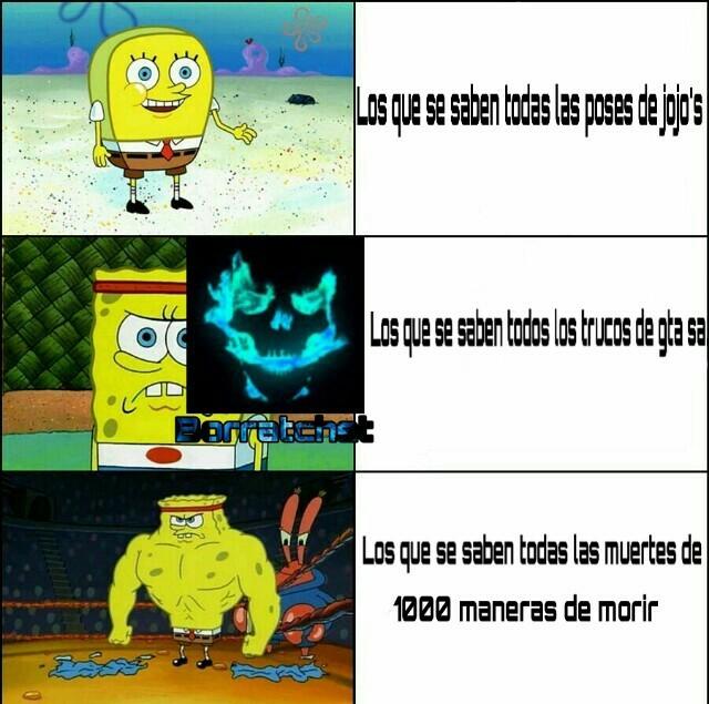 1000 maneras de hacer memes