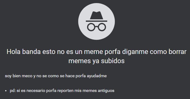 ayuden :p - meme