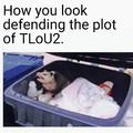 Let's discuss TLoU2