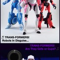 TRANS-FORMERS