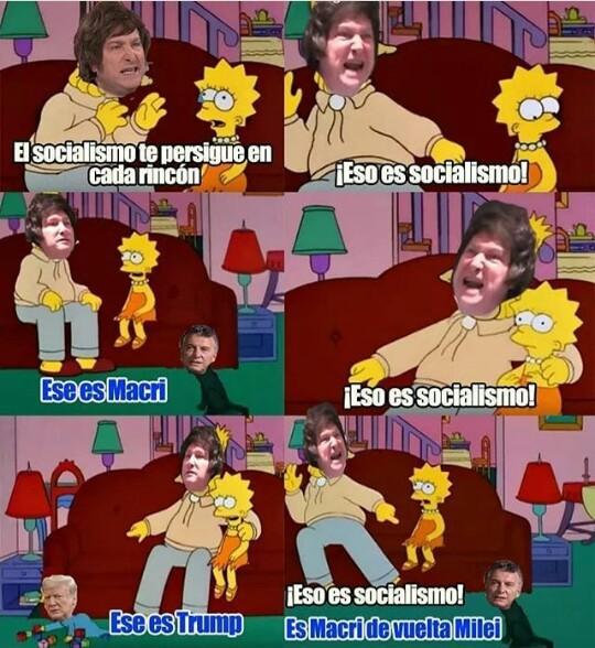 Estos memes de liberales son muy buenos