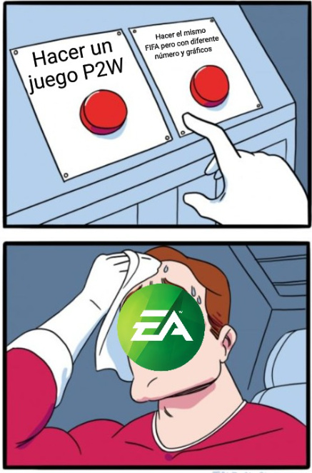 EA be like - meme