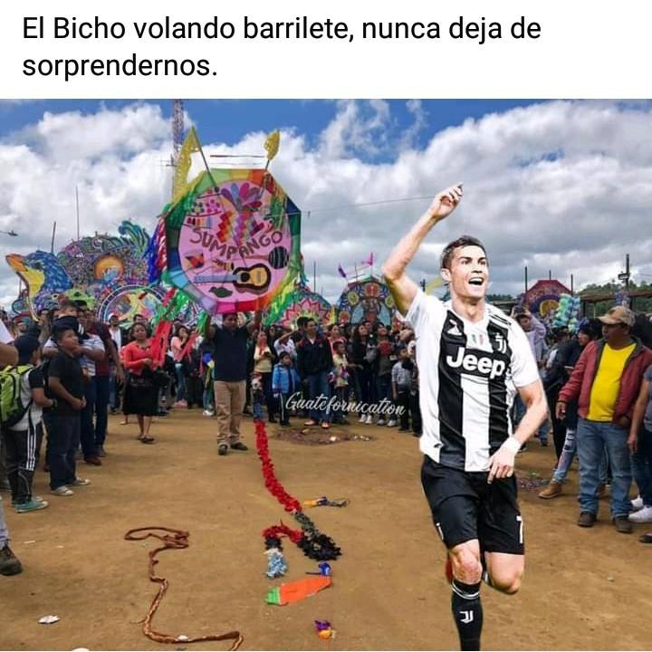 Viva Guatemala - meme