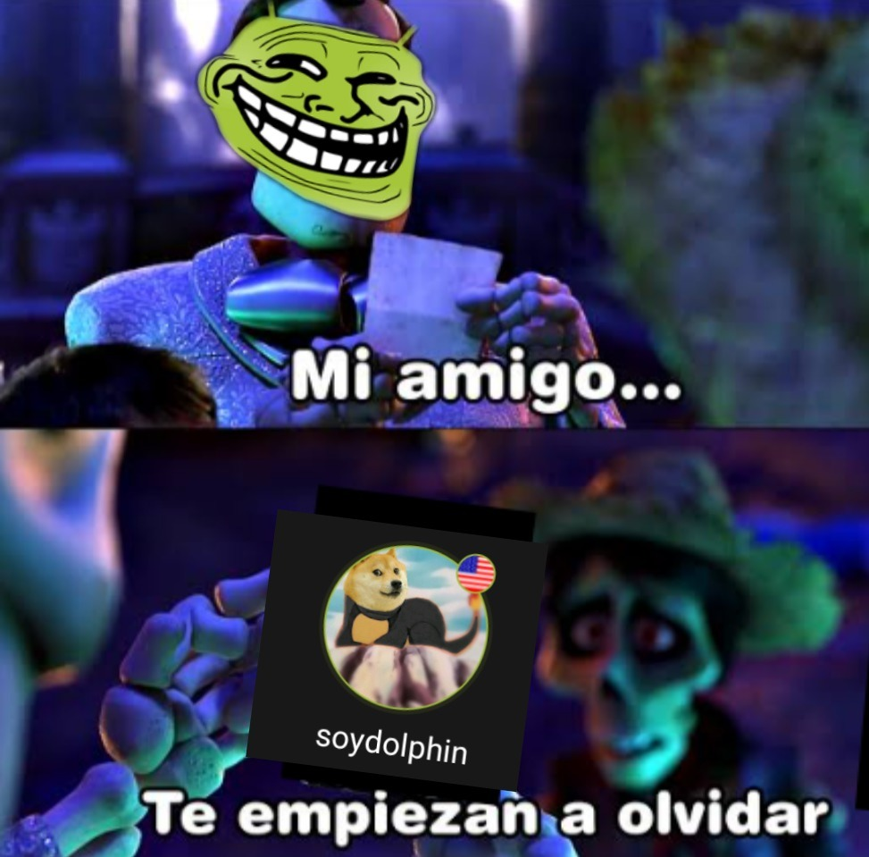 En realidad era peruano - meme