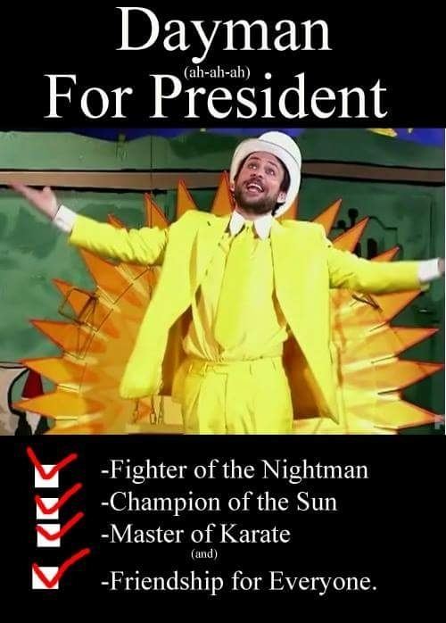 Fighter of the nightman - meme