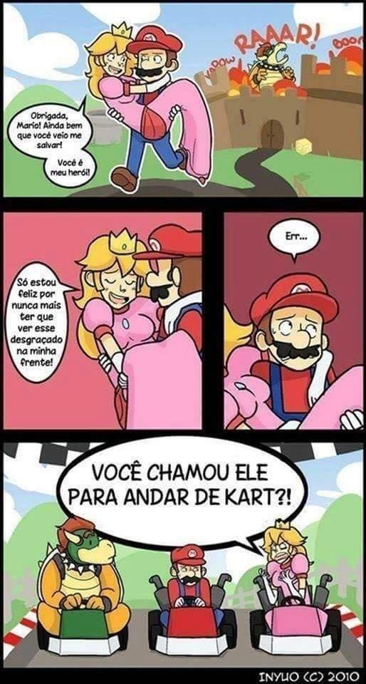 Vacilo Mario - meme