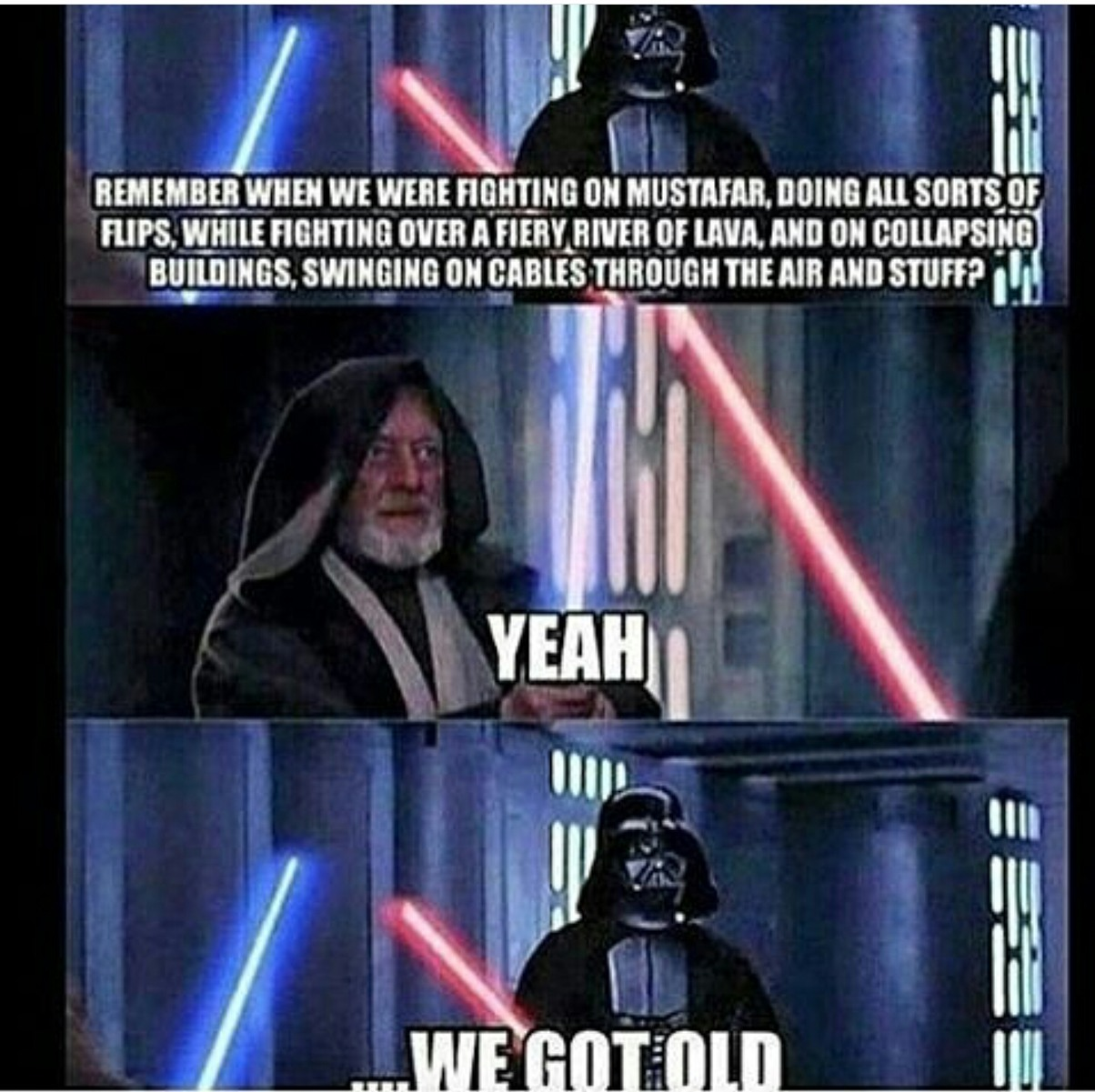 Yep, another Star Wars meme