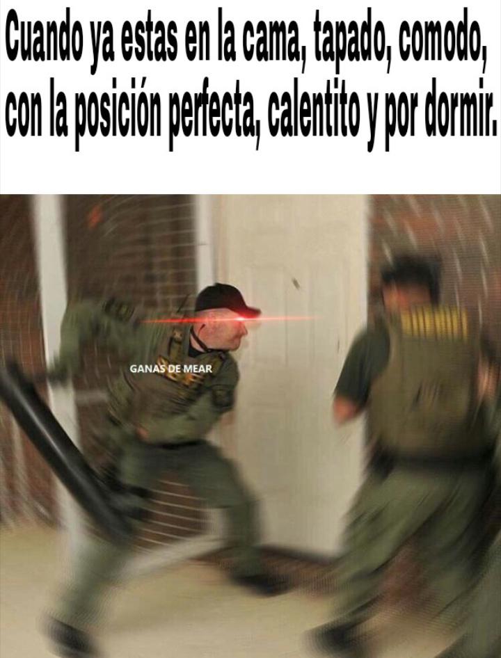 Basado en experiencias personales - meme