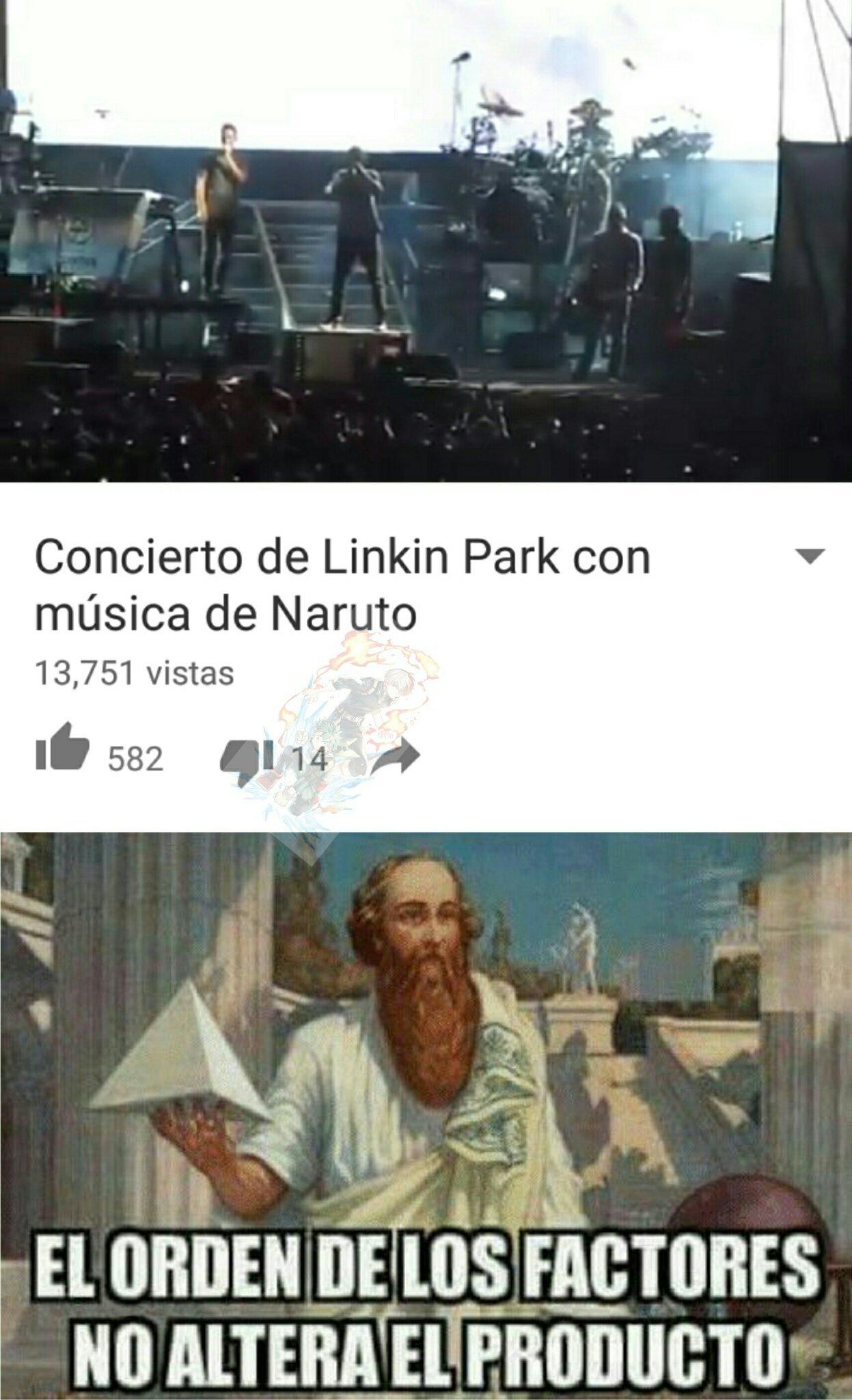 Me acuerdo de ese concierto - meme