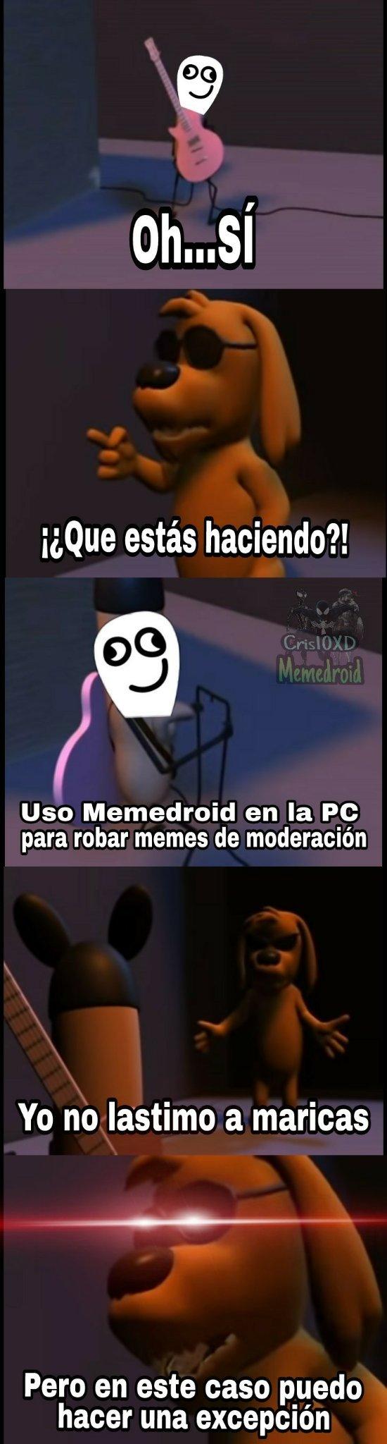 Pulentos - meme