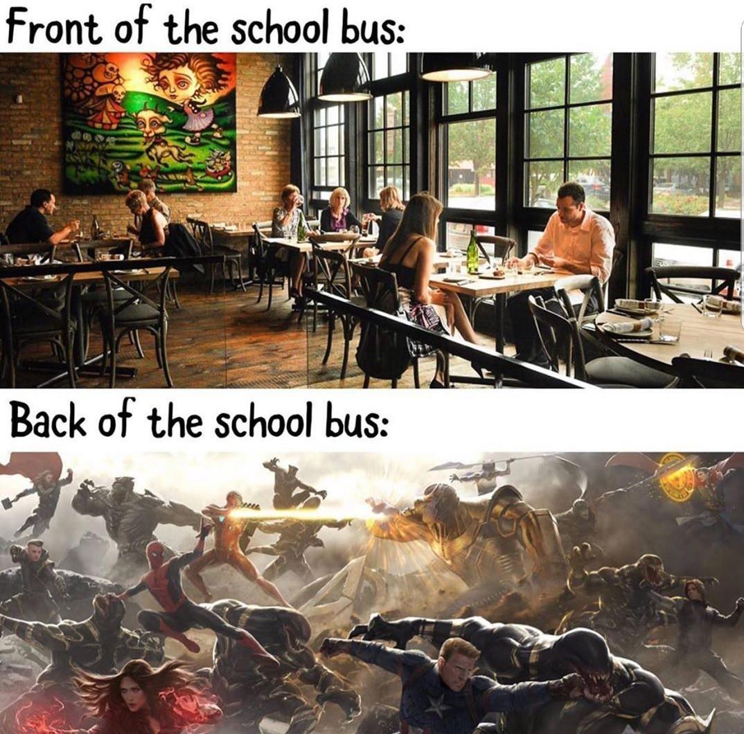I miss high school. - meme