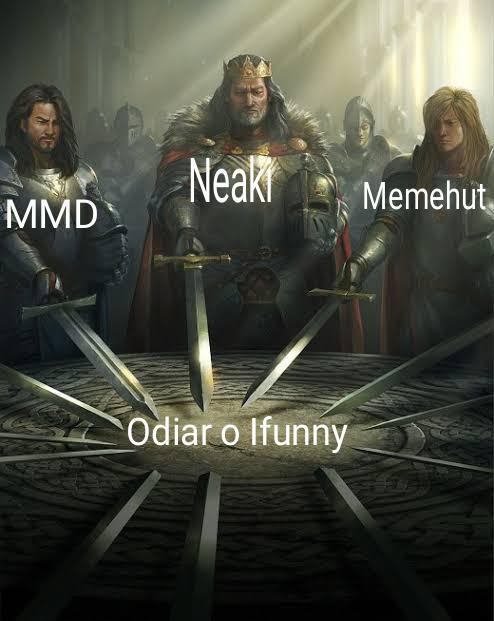 Pessoal, o neaki está sofrendo ataque do Ifunny, se puderem entrar la e postar uns memes, nem q for repost, ja ajuda bastante