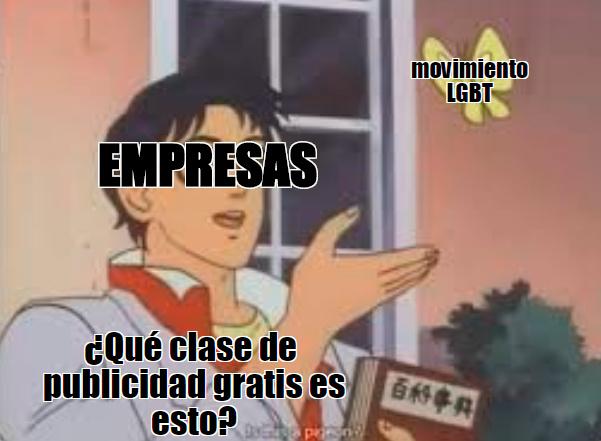 PUBLICIDAD GRATIS - meme