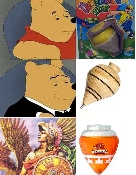 Nunca supe manejar uno de madera - meme