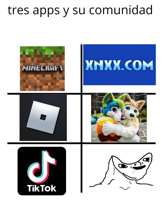 Los de Minecraft por los que escribiben esos come de cómo hacer un pastel y eso - meme
