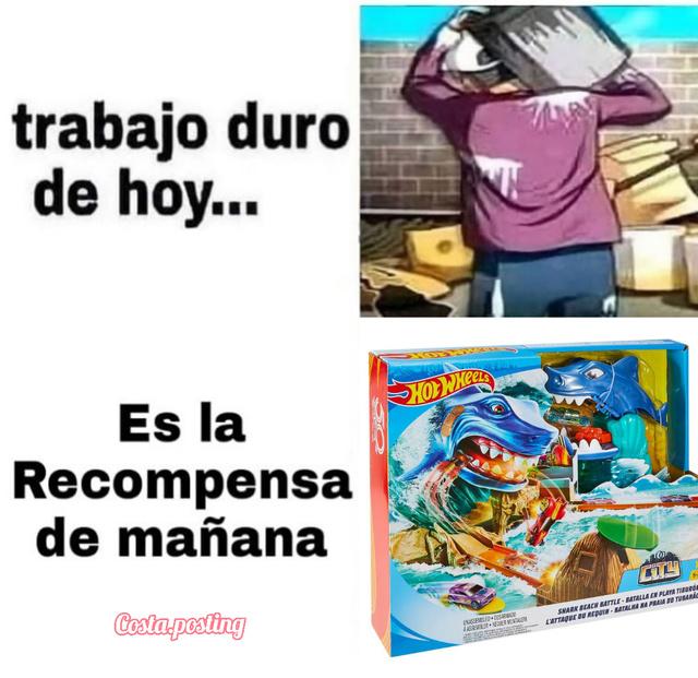 quiero uno - meme
