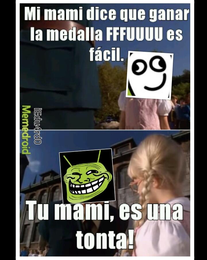 Una Tonta! - meme
